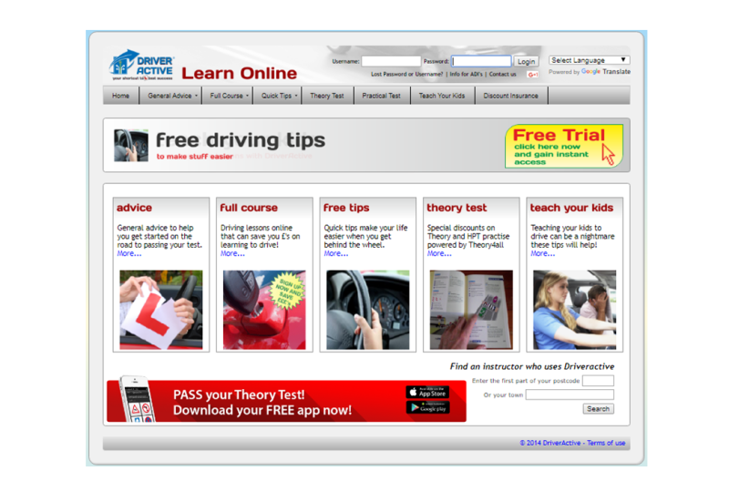 Picture of Learn Online Website Thumbnail